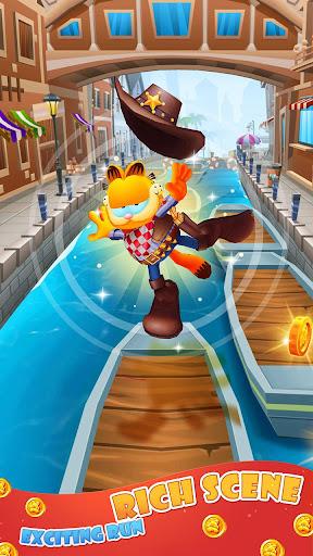 Garfield Rush Mod Cho Android