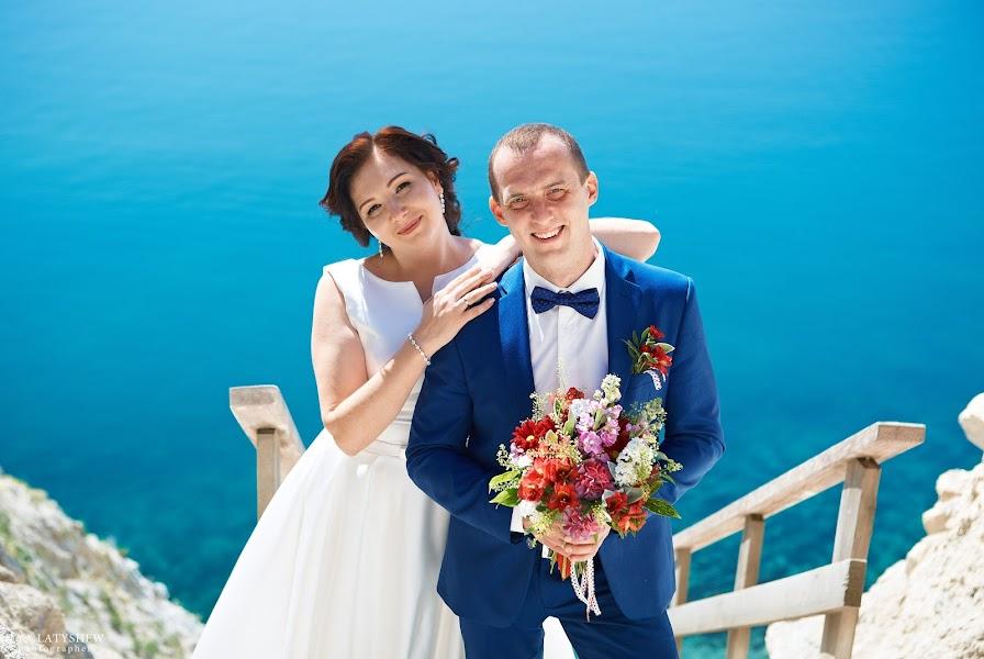 Wedding photographer Ilya Latyshev (iLatyshew). Photo of 15.07.2017