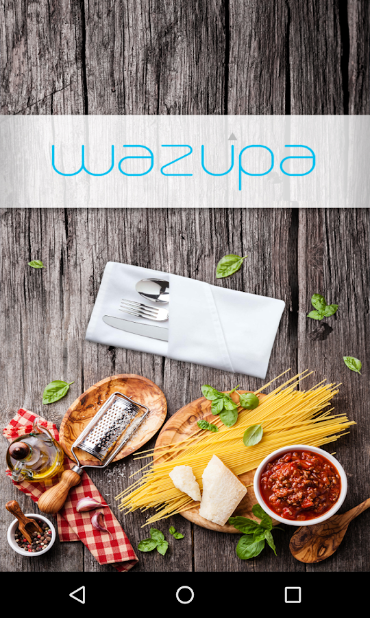 WAZUPA- screenshot