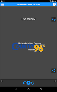 Country 96- screenshot thumbnail