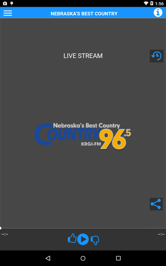 Country 96- screenshot