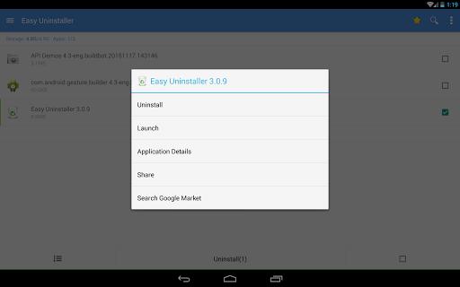 Easy Uninstaller App Uninstall 3.3.6 Screenshots 12