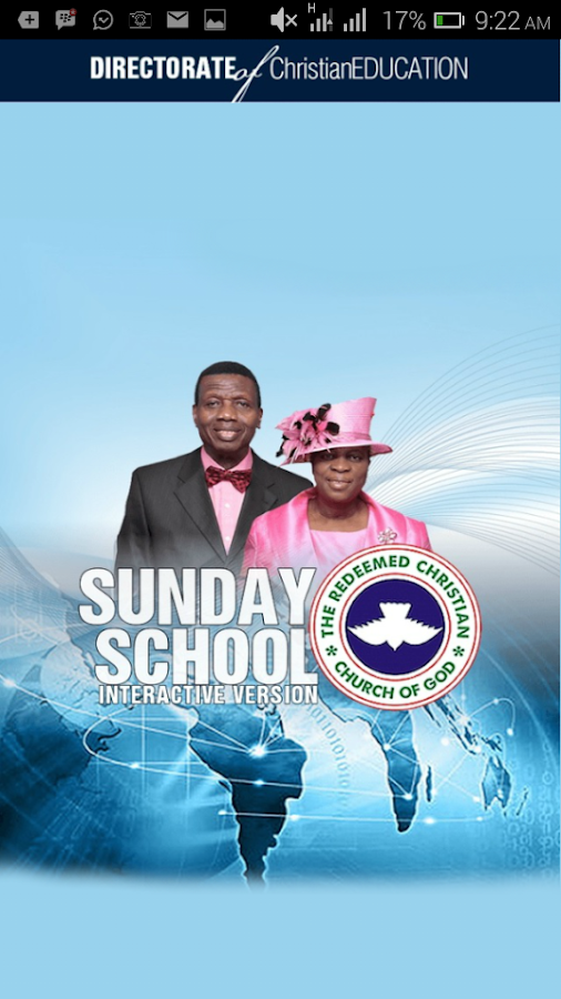 RCCG SUNDAY SCHOOL 2016-2017- screenshot