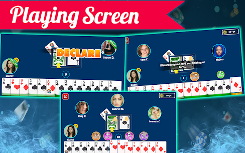 Indian Online Rummy: Original Circle Rmi Card Game Apk  Download For Android 3