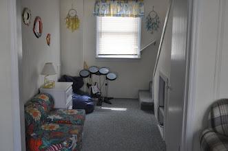 Photo: video area