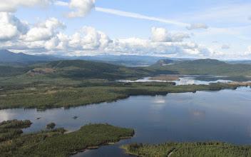 Photo: Fiskåvattnet mot Fågelberget