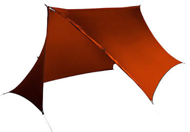 Eagles Nest Outfitters Housefly Rain Tarp: Amber alternate image 0