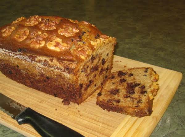 Banana Heaven Bread Recipe