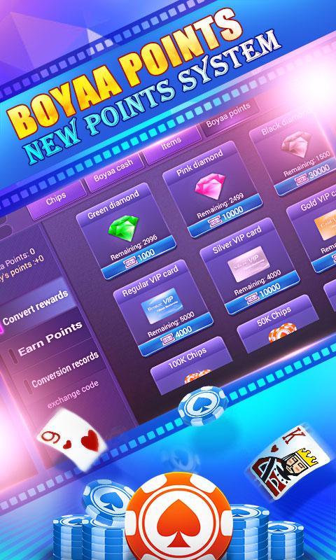 Boyaa Texas Poker - App Android su Google Play