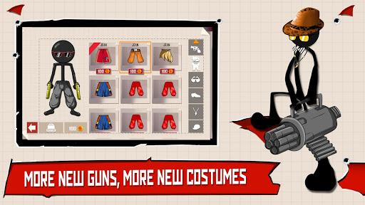 Sniper Shooter Stickman 2 Fury: Gun Shooting Games  {cheat|hack|gameplay|apk mod|resources generator} 4