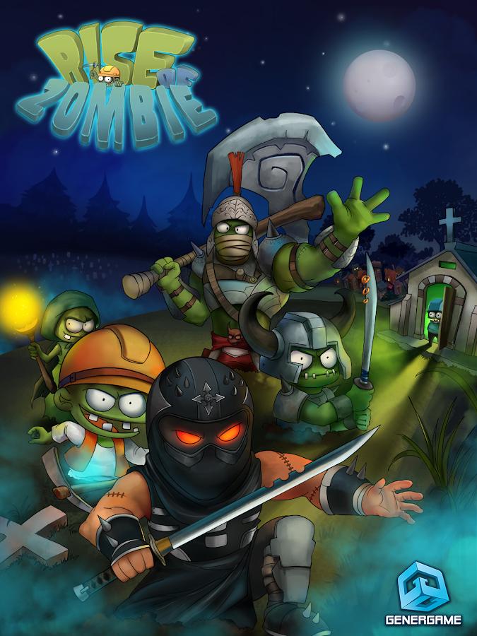 Rise of Zombie- screenshot