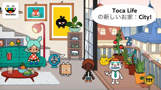 トッカ・ライフ・シティ(Toca Life: City)