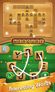 Word Legend Puzzle – Addictive Cross Word Connect 4