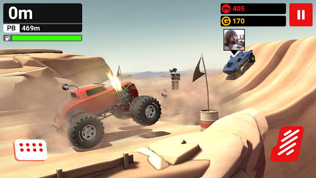 MMX Hill Climb apk screenshot