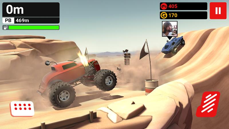 MMX Hill Dash Screenshot 4