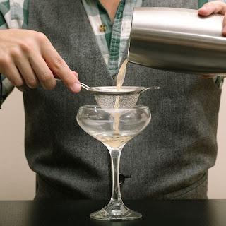 Sake Martini.