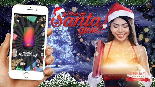 Foto do What gift will Santa Claus give JOKE game