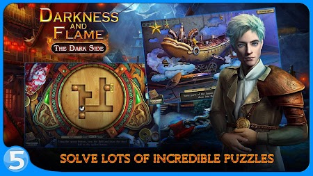 Darkness and Flame 3 (free to play) APK screenshot thumbnail 8