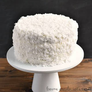 The Best Coconut Cake You'll Ever Make.