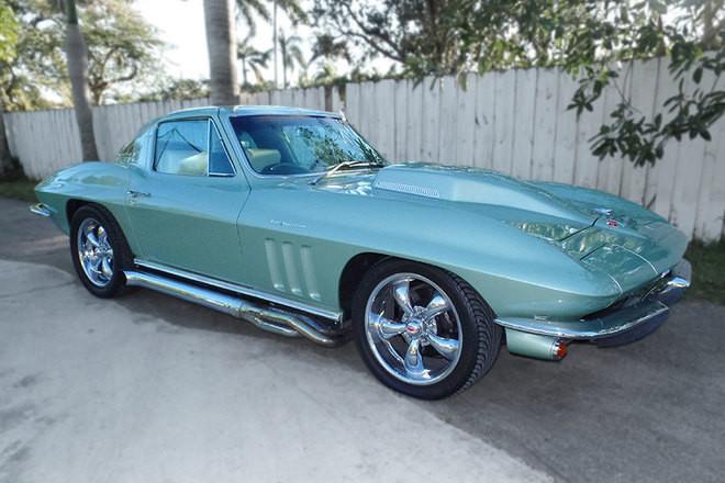 1966 Chevrolet Corvette Stingray Hire FL