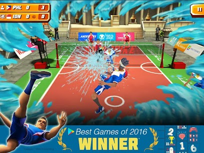 Roll Spike Sepak Takraw App Latest Version  Download For Android 1