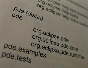 Photo: original eclipse components
