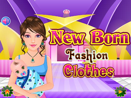 Newborn Fashion - Baby Games - screenshot