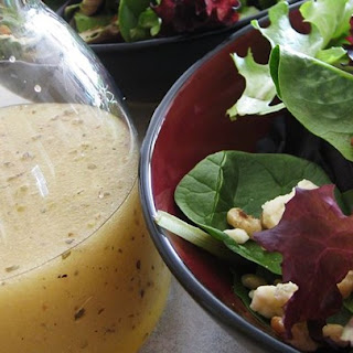 Raspberry Vinaigrette Dressing.