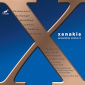 Xenakis: Ensemble Music, Vol. 3