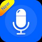 Voice recorder free - audio recording app icon