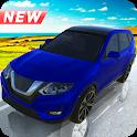 X-Trail Nissan Suv Off-Road Driving Simulator Game icon