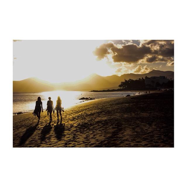 Sunset.  di whynot_ritanzano