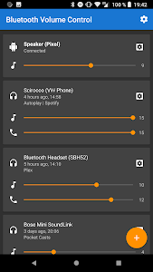 Bluetooth Volume Control 2.38 (Premium)