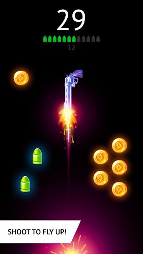 Flip the Gun - Simulator Game Android App Screenshot
