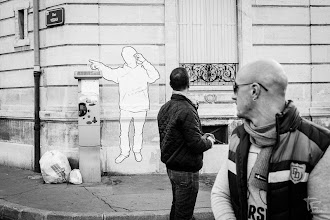 Photo: What's going on over there? Is it the general strike against communities?  just teasing ;-)  Have a great sunday...  #streetartsunday  #streetphotography