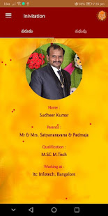 Thondapu Wedding Invitation for PC-Windows 7,8,10 and Mac apk screenshot 3