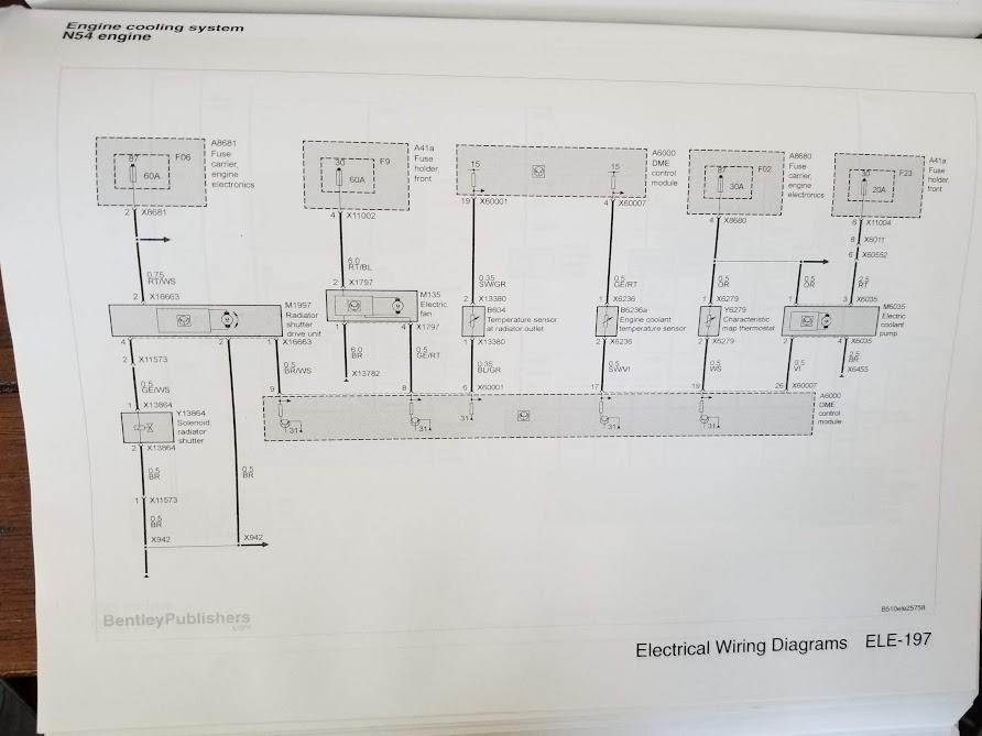 E60 No Power To Radiator Fan! Please Help! - N54Tech.com - International  Turbo Racing Discussion | Bmw E60 Wiring Diagram Blower |  | N54Tech.com