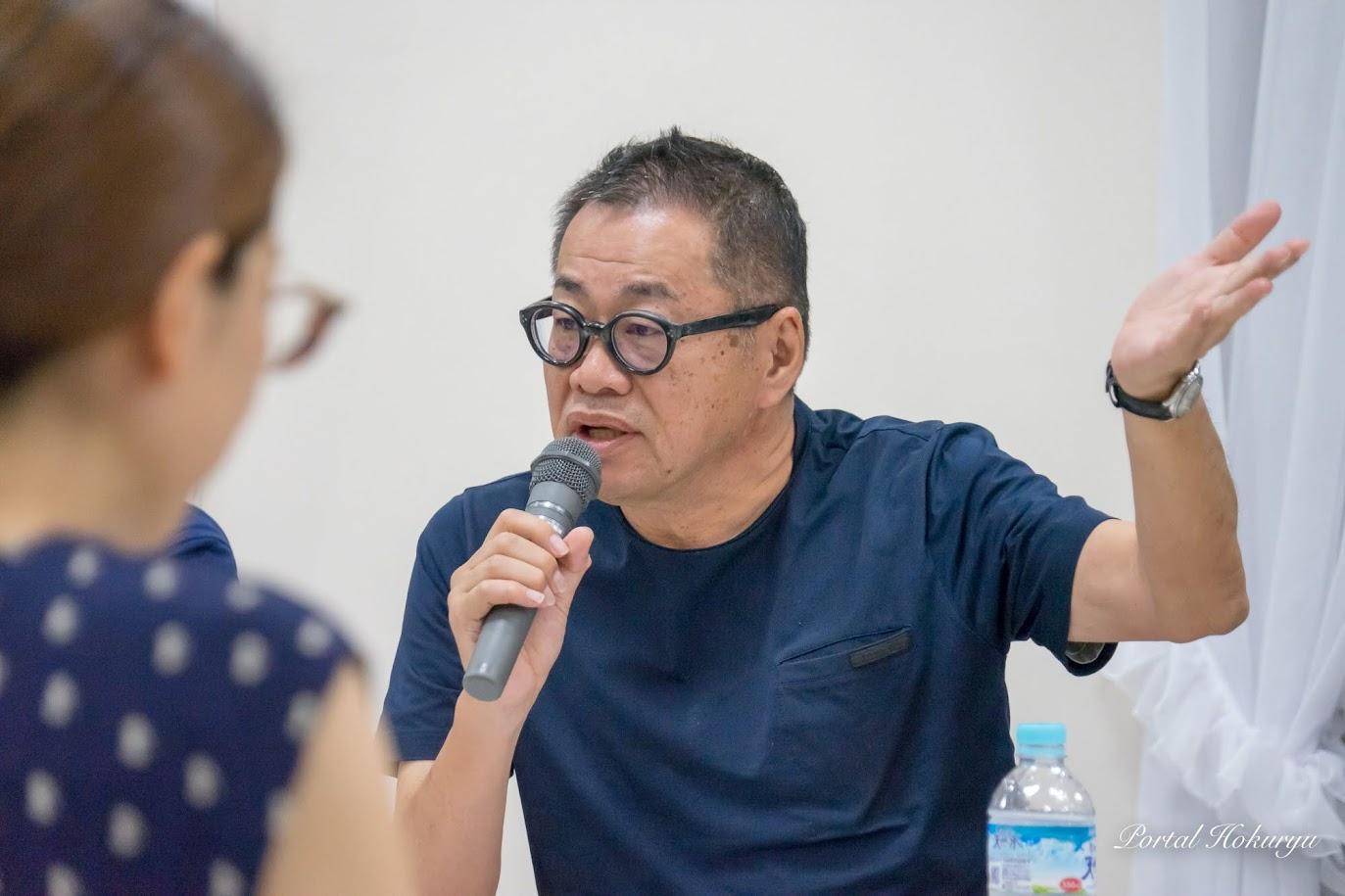 デザイナー・梅原真氏(梅原デザイン事務所主宰)