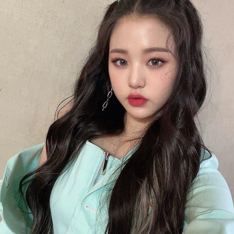 wonyoung hair 43