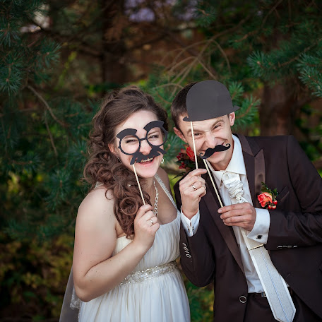 Wedding photographer Aleksandr Nikolaev (NickSan). Photo of 28.11.2013