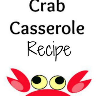 Baked Crab Casserole Recipes