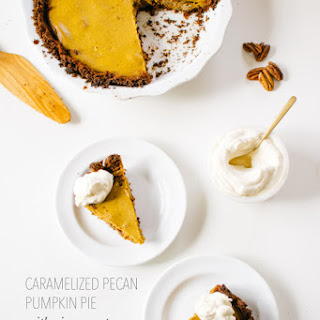 Pumpkin Dessert With Gingersnap Crust Recipes