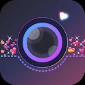 Photo Brush Camera - Emoji Editor icon