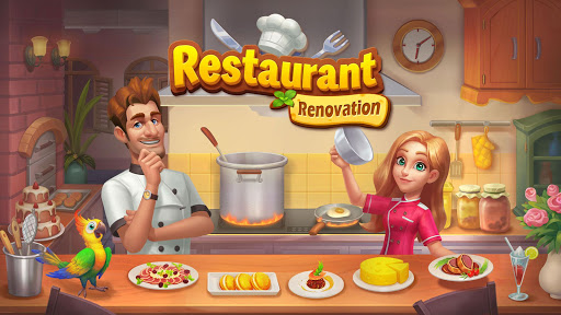 Restaurant Renovation apkpoly screenshots 19