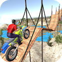 Bike Stunt Race Master 3d Racing - Free Games 2020 icon