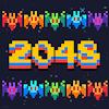 2048 인베이더