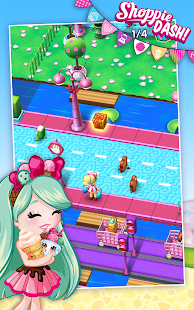 Shopkins: Shoppie Dash!- screenshot thumbnail