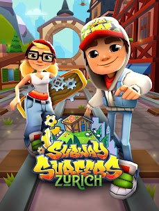 Subway Surfers Game 6