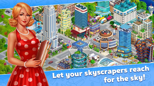 Golden Valley City: Build Sim screenshot 3
