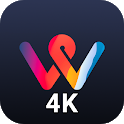 4K Live Wallpaper - Free HD, Live Background Color icon